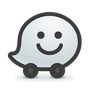 Waze social GPS Maps & Traffic