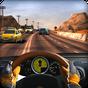 Реальные гонки в автомобиле