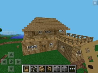 как построить дом в майнкрафте 0.13.0 картинки #1