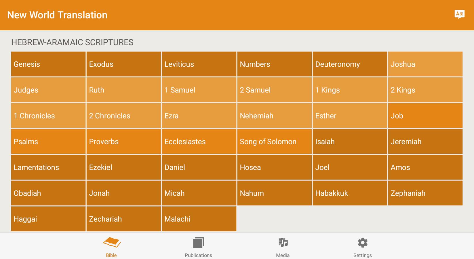 Descargar JW Library Sign Language APK 1.2.15 APK para Android ...