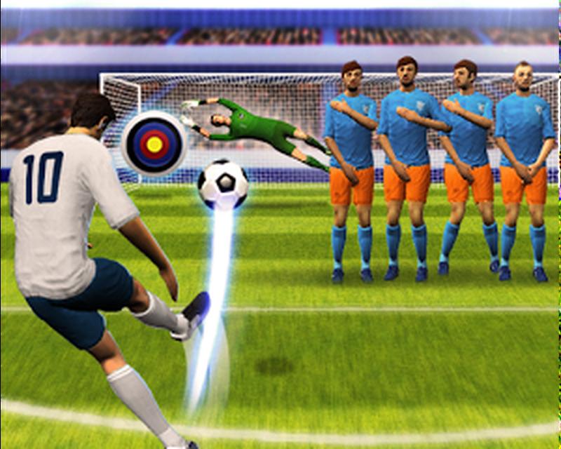 Free online soccer games penalty fever