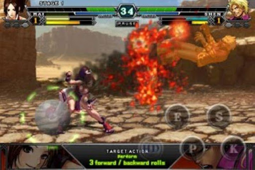 the king of fighters android 12.10.00 apk