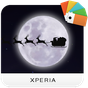 XPERIA™ Magical Winter Theme
