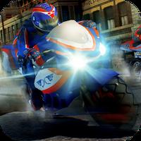 Jogo de Corrida de Motos GP