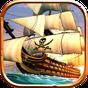 Barcos de batalla de piratas