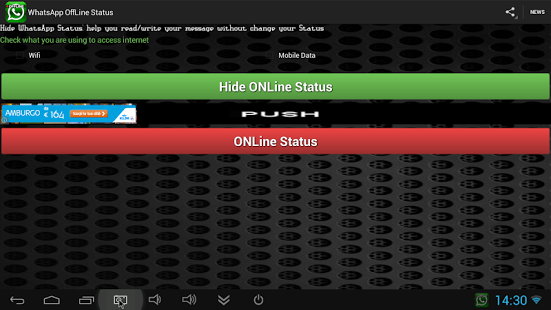 Descargar Whatsapp Hide Online Status Rw Andorid Whatsapp