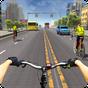 Corrida de bicicleta e Quad