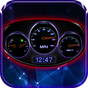 Araba pano animasyonlu