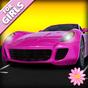 Kızlar için Araba ve Park 3D
