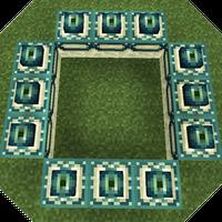 End Portal Mod - Minecraft PE