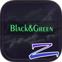 Black and Green- ZERO Launcher